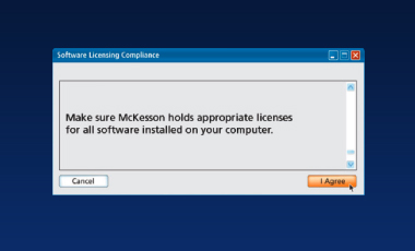 McKesson I Agree